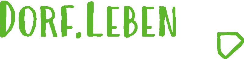 Dorfleben Böchingen Logo weiss
